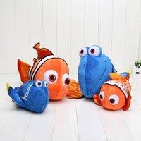 21cm - 40cm Finding Nemo plush toys Nemo and Dory fish Stuff...