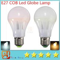 New Arrival E27 7W 12W 15W 18W Led Bulbs AC 85- 265V COB Led ...