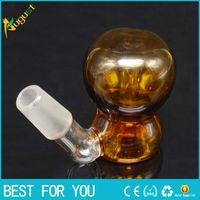 2016 smoking glass pipe vaporzier bong ash catcher bowl hold...