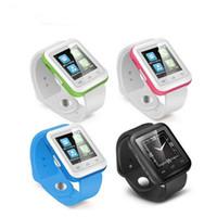 Smartwatch U9 Smart Watch reloj inteligente wearable devices...