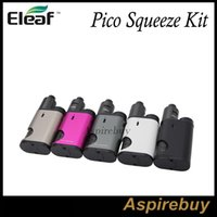 Eleaf Pico Squeeze with Coral Tank Kit 50W Pico Squeeze Box ...