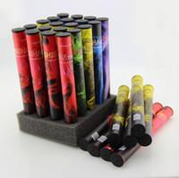 Shisha stylo Eshisha Cigarettes électroniques jetables E cigs 500 bouffées de type 30 Différentes saveurs de fruits Stylo à crochets DHL Livraison gratuite