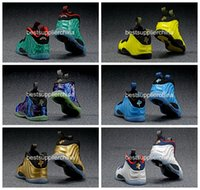 2016 Newest Colors Foamposites One Olympic USA Wu- Tang Galax...