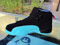 2016 top quality Retro 12 12s XII Mens Basketball Shoes Gamm...