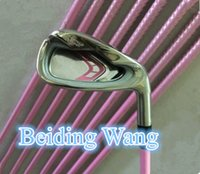New Women XXI09 Golf Irons Clubs With Original MP900 Graphit...
