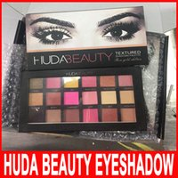 Huda Beauty Textured Eye Shadow Palette Rose Gold Edition ey...