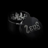Mélangeur en métal pour herbes ZEUS 2 pièces 2.5