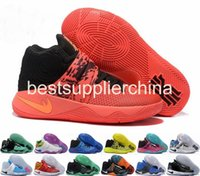 New 2016 Kyrie Irving Men Basketball Shoes Kyrie 2 Bright Cr...