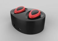 TWS K2 Wireless 4.4 Bluetooth Наушники Bluetooth Наушники С Зарядной Гарнитурой Гарнитуры Мини Стерео Гарнитура EDR для iPhone 7 Плюс Телефоны Наушники