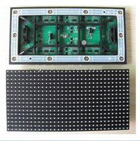 RGB P4 HD led screen display module 64x32 SMD led display mo...