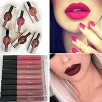 9 color Huda Beauty Liquid Matte Lipgloss 2016 New Hot HUDA ...