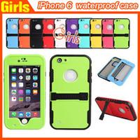 100% Original Redpepper Waterproof Case For Iphone 6 Plus 5....