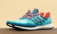 New Color Ultra Boost green blue SHOES MAN WOMAN Shoes Mens ...