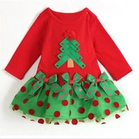 Hot Sale 2016 new The Christmas party dress for the girl Chr...
