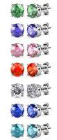 Womens Studs Earrings Crystal Weekly Jewelry SWAROVSKI Eleme...