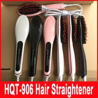 Fast Hair Straightener HQT- 906 NASV Beautiful star Styling T...