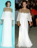 Long grecian evening dresses uk