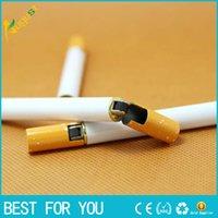Cigarette- shaped Butane Torch Lighter NO GAS cigarette buta...