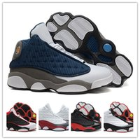Wholesale 2016 Retro XIII Bred French Blue Basketball Shoes ...