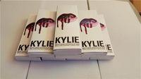 2016 nueva labio Kylie Velvetine líquido Barra de labios mate de maquillaje Red Velvet nueva llegada envío rápido