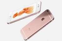 Оригинальные Восстановленное Apple, iPhone 6S Сотовые телефоны 16GB IOS Black Silver Pink Rose Gold 4.7