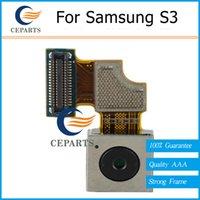 Hot Sales arrière caméra arrière Flex câble de remplacement pour Samsung Galaxy S3 i9300 N7100 pour samsung