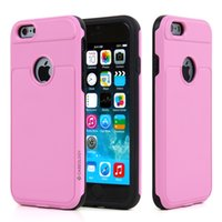 for iPhone 6 6S 6 Plus 6S Plus SE 2016 New PC+ TPU Cell Phone...