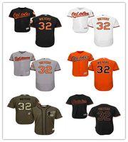 2016 Flexbase Authentic #32 Matt Wieters Baltimore Orioles B...