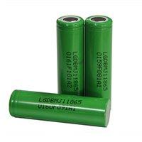 Оригинал 18650MJ1 3500mAh литий-ионный аккумулятор с высоким потреблением тока 10Amp литий-ионная батарея литиевая аккумуляторная батарея для электронной сигареты