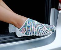 FUROSHIKI Shoes Mens Five Fingers Ultra Light Walking Shoes ...