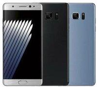 Примечание 7 Примечание 7 1: 1 5.7inch сотовые телефоны MTK6582 Quad Core 1G / 8GB 1280 * 720 1G барана 8G ром смартфон шоу 4g Ге DHL Free
