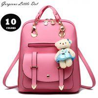 Hot Sale New Women Exquisite Backpack Fashion Shoulder Bag S...