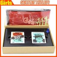 Новое прибытие SECRET HITLER Игры ранее был избран новый президент канцлером карты Kickstarter издание Настольная игра партбилеты интересная игра