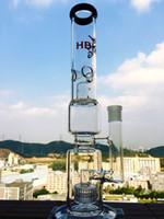 2016 la vente chaude a plié le type hbk-18 fabricant la pipe d'eau en verre, bongs en gros de l'eau enjoylifeworld 5mm 7mm bong de l'épaisseur borosilicate