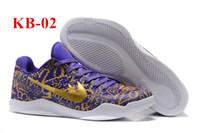 2016 New Coming EM Mamba Day Mens Kobe 11 Basketball Shoes K...