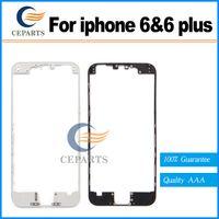 Pour iPhone 6 4.7 6Plus LCD de 5,5 pouces LCD Cadre Moyen Boîtier Boîtier DHL Livraison gratuite