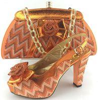 Cherry Lady Hot High Quality Nigeria Wedding Shoes Italian S...