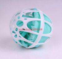 200pcs Plastic Women Bubble Bra Bag Ball Laundry Underwear L...