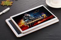 Le nouveau huit-cœur de 12 pouces Tablet PC Android tablette SIM appeler 2560 * 1600 HD IPS écran GPS navigation WIFI + casque de vente au détail d'emballage