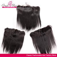 13x4 Virgin Brazilian Lace Frontal Hairpieces Unprocessed La...