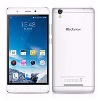 Envío gratuito Blackview A8 teléfono inteligente del teléfono móvil MTK6580 de 5.0 pulgadas IPS HD Quad Core Android 5.1 teléfono celular 1 GB de RAM de 8 GB ROM 8MP 3G