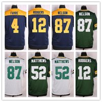 2016 Green football jersey Bay Packers Soccer rugby jerseys ...