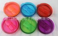 250pcs lot mix color Yeti Cups lids Splash Spill Proof Cover...
