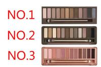 New Arrival smoky makeup NO: 1 2 3 Palette 12 color Matte Nat...