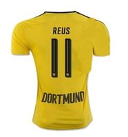 Customized Thailand Quality Soccer Jersey, Dortmund 11 REUS H...