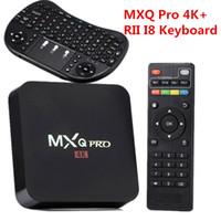 Mxq Pro TV Box Mxq Pro 4k RK3229 Quad Core Android 5. 1 4*USB...