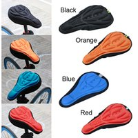 3D Breathable Bike Seat Cover Bicycle Saddle Cover Cycling S...