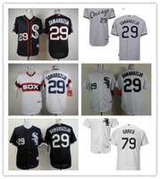 Chicago White Sox Jerseys Baseball Jerseys 29 Jeff Samardzij...