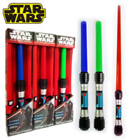 Star Wars Anakin&Darth Vader Stretch Lightsaber Toy for Boys...