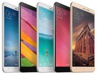 Оригинал Xiaomi редми Примечание 3 Сотовый телефон Helio Х10 окта Ядро Цельнометаллическая 4G LTE 3G RAM 32 Гб ROM 5,5-дюймовый отпечатков пальцев